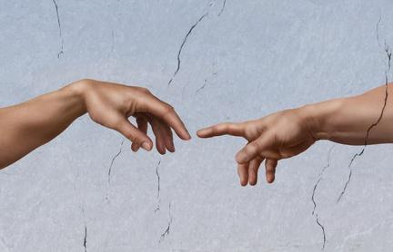 Michelangelos Fresken in der Sixtinischen Kapelle  Das jngstes